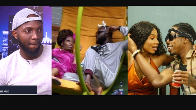 Here is what Tuoyo thinks about the relationship between Gedoni & Khafi, Mercy & Ike in the Big Brother House (Watch video)