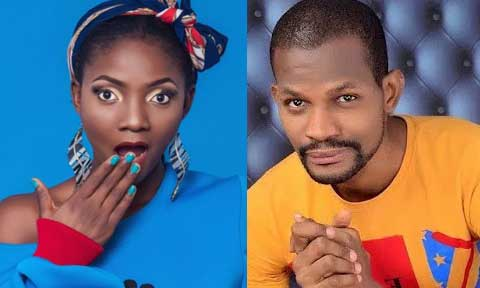 "Nollywood Actor Uche Maduawgu ""Lashed"" Simi Over Chris Oyakhilome's Message On Women"