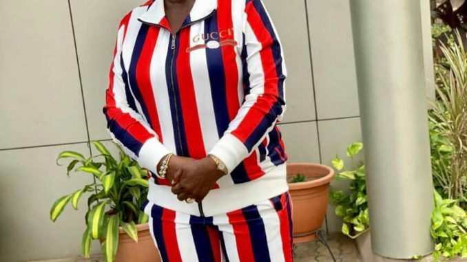 Veteran Nollywood actress Mrs. Idowu Philips a.k.a mama rainbow shares the secret behind her youthful looks at 76 years
