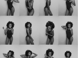 Beverly Osu shows off stunning figure in new photos