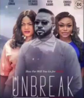 Ruth Kadiri and Frederick Leonard hold viewers spellbound in 'Unbreak' now showing on LITV