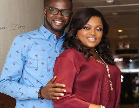 May your reign last forever my queen - JJC celebrates his wife, Funke Akindele on her 42nd birthday