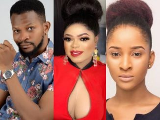 You can never look as beautiful as Adesua Etomi- Uche Maduagwu comes for Bobrisky