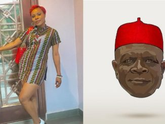 Actress Uzo Osimkpa remembers her father, a year after his death