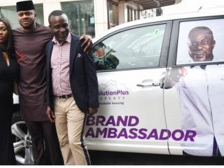 REVOLUTIONPLUS Property Gives Out Luxury Cars At Mid-Year Party In LAGOS