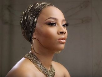 'Lover Girl' Toke Makinwa Reveals Why She's Still Single