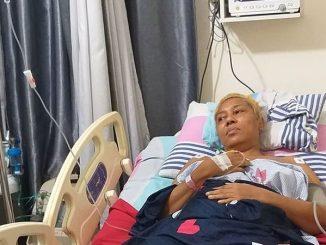 Veteran Nollywood Actress, Shan George Survives Surgery