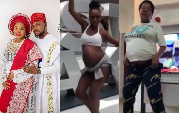 Kolawole Ajeyemi hilariously trolls on Toyin Abraham with a 'What I ordered and what I got video' dance video