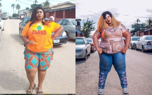 Body shaming me directly or indirectly doesn't move me - Actress Ify Okeke