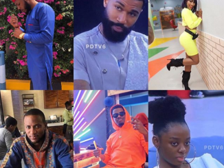 Meet #BBNaija2019 Finalists: Mercy, Mike, Frodd, Omashola, Seyi and Diane