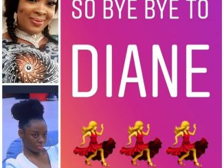 ''Her juju don end'' Bidemi Kosoko reacts to Diane's eviction from #BBNaija