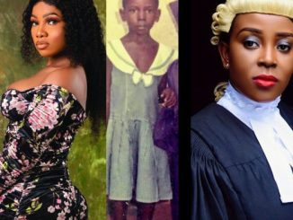 Nigerian female lawyer shares her inspiring story as she faults the idea BBNaija's Tacha was ''unruly'' because she lost her mum at a tender age
