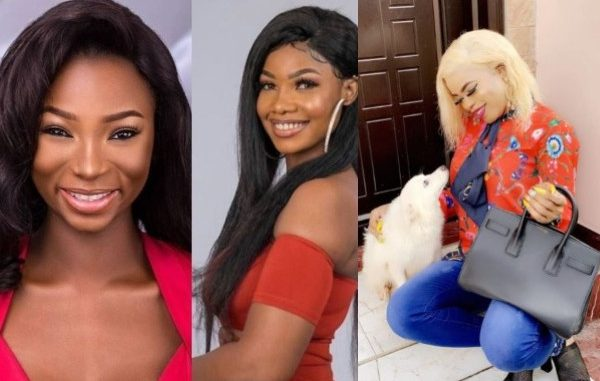 BBNaija: Bobrisky drops shade after Tacha and Jaruma unfollow each other following N50m 'audio money' promise