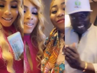''Not audio money'' #BBNaija winner, Mercy, says as she receives $10K cash gift from billionaire businessman Kennedy Okonkwo