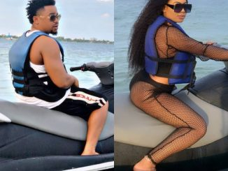BBNaija's Nina and her new man enjoy their vacation in Miami (photos/Video)