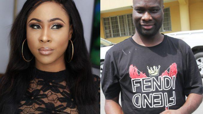 Actress Nnaji Charity mocks Mompha over EFCC arrest after he shamed her for begging him for money