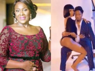 Actress Joke Silva reacts to BBNaija's Ike and Mercy's 'raunchy' photo