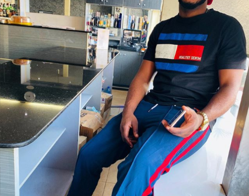 BBNaija's Frodd recounts how he got swindled after attempting to leave the country several times as he arrives Dubai