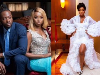 BBNaija's BamBam confirms she's expecting a baby with hubby Teddy A