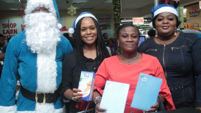 Peak Milk celebrates Nigerians with the 12 days of Peakmas