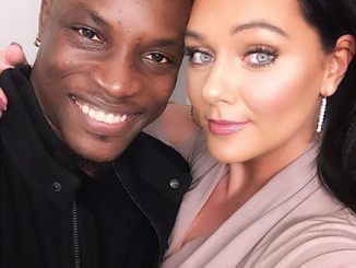 Ex-BBN housemate, Bassey shares loved up photo with his wife