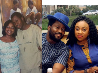 Desmond Elliot and his wife, Victoria celebrate 16th wedding anniversary