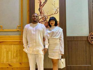 Rosy Meurer ignores critics and continues to cozy up to Churchill at his birthday dinner