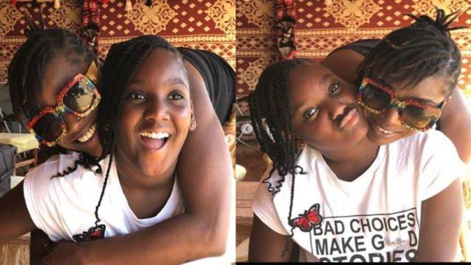 Screen Diva, Annie Idibia Celebrates Daughter At 11