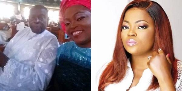 Nollywood Star, Funke Akindele Loses Dad