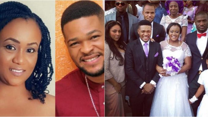 He was sleeping around and stealing - Peter and Paul Okoye's sister, Mary says as she confirms the end of her marriage to Actor Emma Emordi