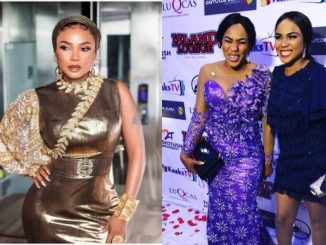 What happens in our industry is deep, dark and spiritual - Iyabo Ojo says as she denies fighting with her colleague over a 'married man'