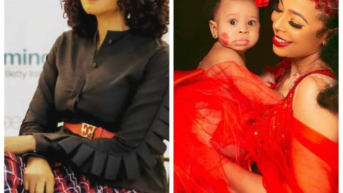 A child is precious whether your status reads Single or Married- Betty Irabor reaches out to TBoss after her outburst on IG