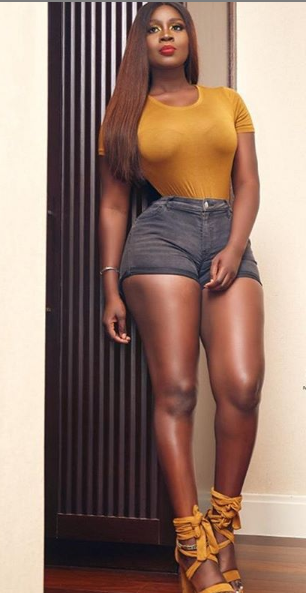 Actress Princess Shyngle finally confirms she's bisexual - Nollywood WATCH