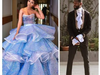 ''Their best dressed are jokes'' Toyin Lawani mocks BBNaija's Mercy and Mike as they emerge Best Dressed Female and Male at the AMVCA 2020