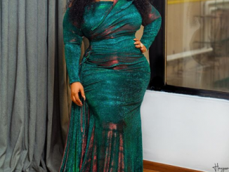 No plus size woman made it to best dressed list - Actress Lisa Omorodion calls out AMVCA organizers for ''discriminating against plus size women''