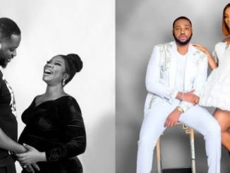 Teddy A, BamBam Welcome First Baby Child After Massive Wedding In Dubai