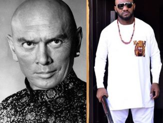 'I seem to have grown to be just like him' - Yul Edochie reveals his father named him after ‎Russian-American stage actor, Yul Brynner