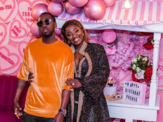 We've not had anything sexual - Yvonne Jegede finally clears the air on dating Orezi (video)