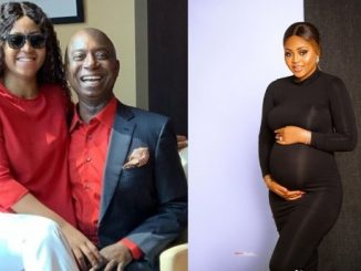 Regina Daniels and her husband, Prince Ned Nwoko are expecting their first child (photos and video)