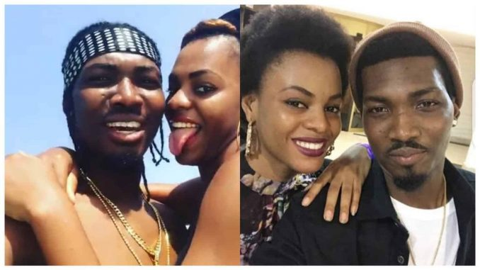 Bad boys love too, my ex exposed my flaws and allowed people who don't know me to judge me - Lami defends himself after getting dumped by Jackye
