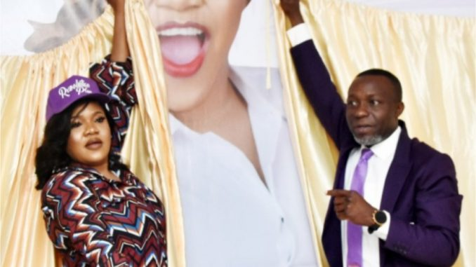 Star Actress, TOYIN ABRAHAM Talks About Her New Deal