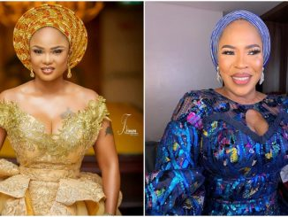 Nollywood Stars, Iyabo Ojo, Fathia Williams Fight Over Married Man?