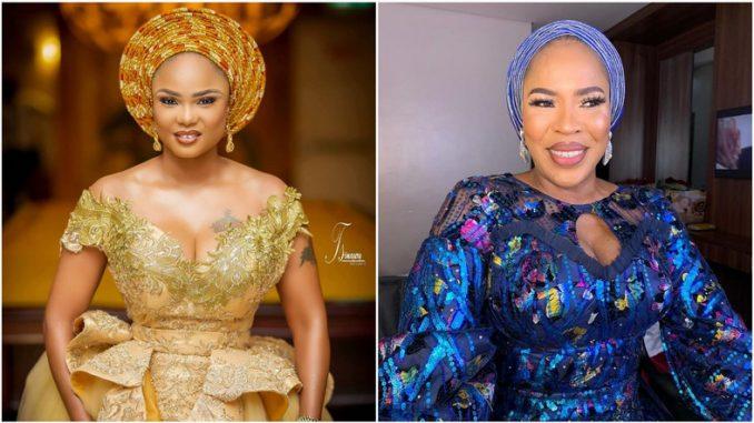 Nollywood Stars, Iyabo Ojo, Fathia Williams Fight Over Married Man?