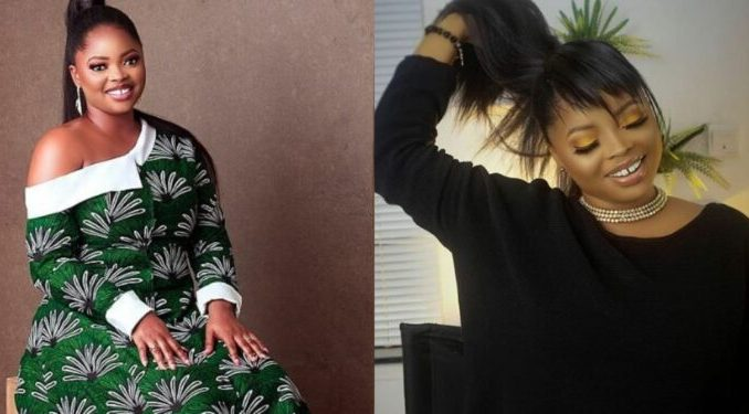 Popular Nollywood Star Toyo Baby Reveals How A Lady Asked Her Out