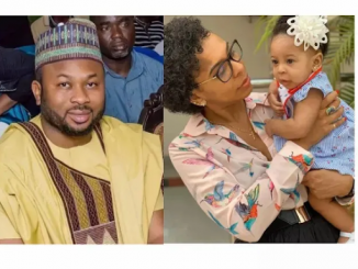 Olakunle Churchill finally reacts to rumour of being Tboss' baby daddy