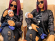Regina Daniels twinning with her son Munir in new photos