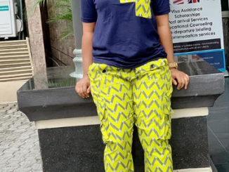 God don shame you already - Seyi Edun slams troll who mocked her for not having a child and always being happy