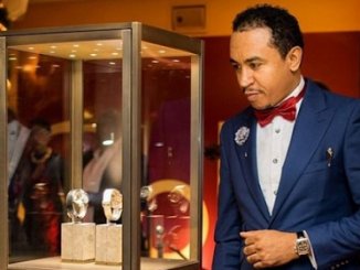 Daddy Freeze Replies Pastor DAVID IBIYEOMIE