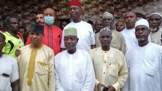 Prince Ned Munir Nwoko Donates Mosque: Says Islam is a Religion of Peace.