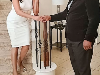 Nollywood actress Treasure Daniels gets engaged